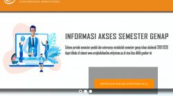 Website Perkuliahan Semester Pendek (Antara)